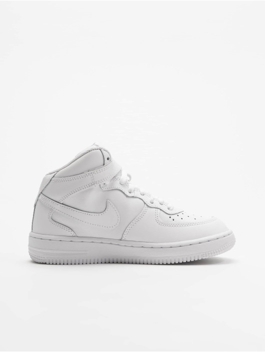 Nike Baskets Force 1 Mid PS blanc