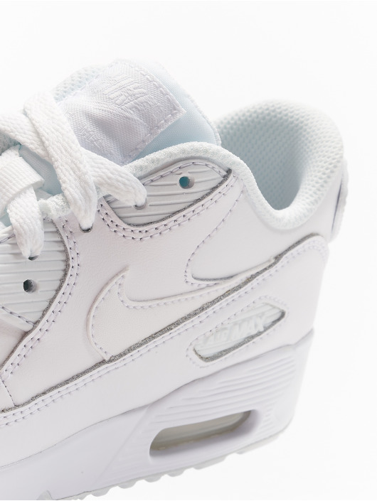 Nike Baskets Air Max 90 Leather PS blanc