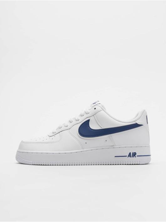 Nike Air Force 1 '07 3 Sneakers White/Deep Royal