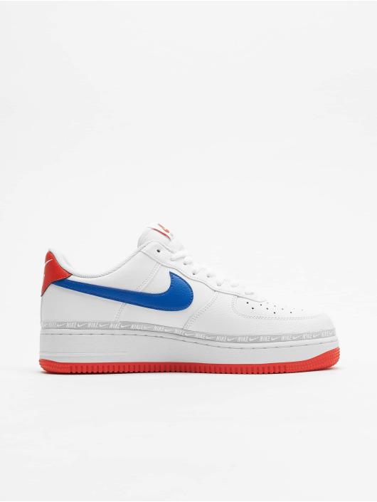 new concept ec04e d768c ... Nike Baskets Air Force 1 `07 LV8 blanc ...