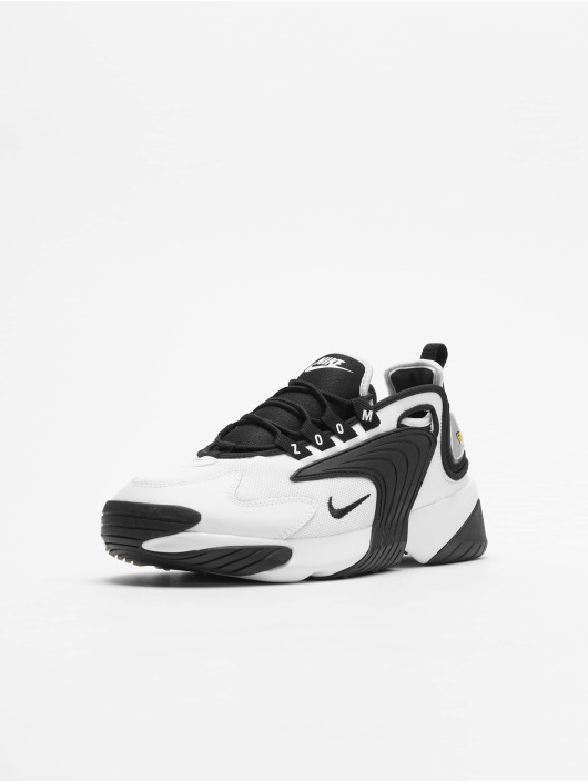 Nike Baskets Zoom blanc