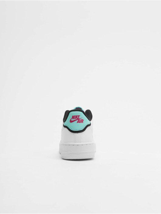 Nike Baskets Air Force 1 LV8 1 DBL GS blanc