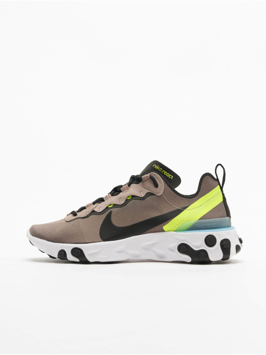 Nike Baskets React Element 55 blanc