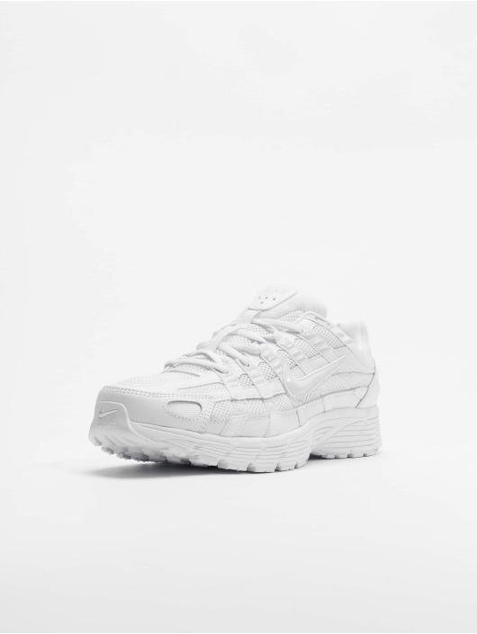 chaussures de séparation b71f1 63f00 Nike P-6000 Sneakers White/White/Platinum Tint