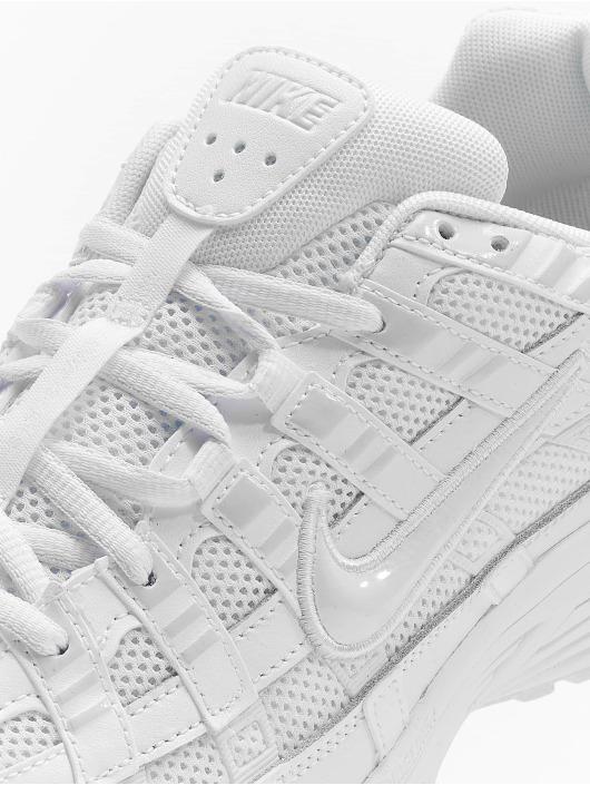 Nike Baskets P-6000 blanc