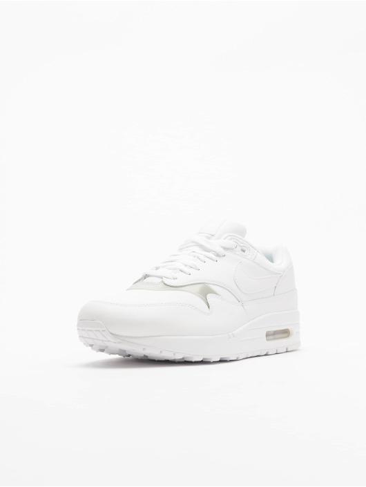 Nike Baskets Air Max 1 blanc