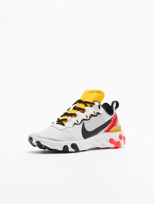 Nike Baskets React Element 55 blanc