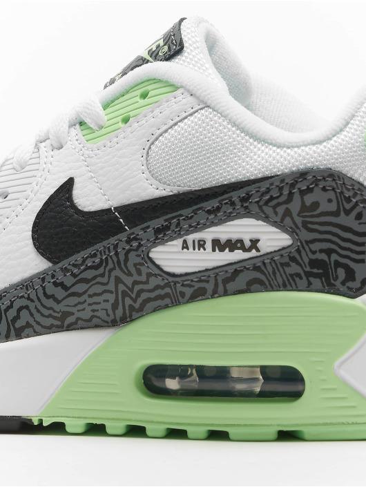 Nike Baskets Air Max 90 GS blanc