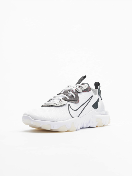 Nike Baskets React Vision 3M blanc