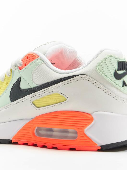 Nike Baskets Air Max 90 blanc