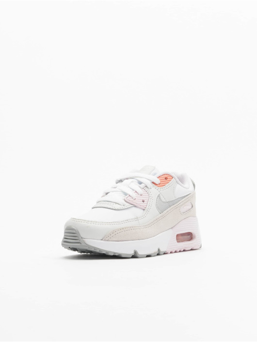 Nike Baskets Air Max 90 Ltr (PS) blanc