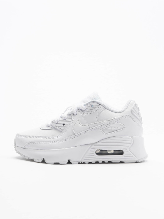Nike Baskets Air Max 90 Ltr (PS) blanc