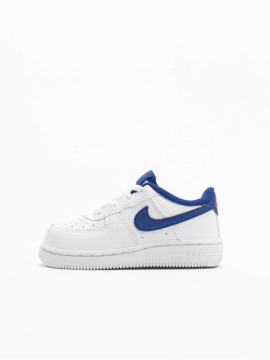 Nike Baskets Force 1 (TD) blanc