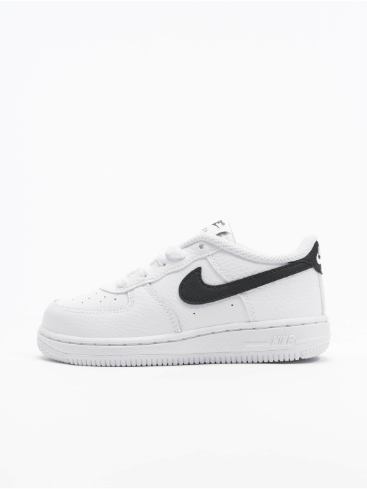 Nike Baskets Force 1 (TD) blanc