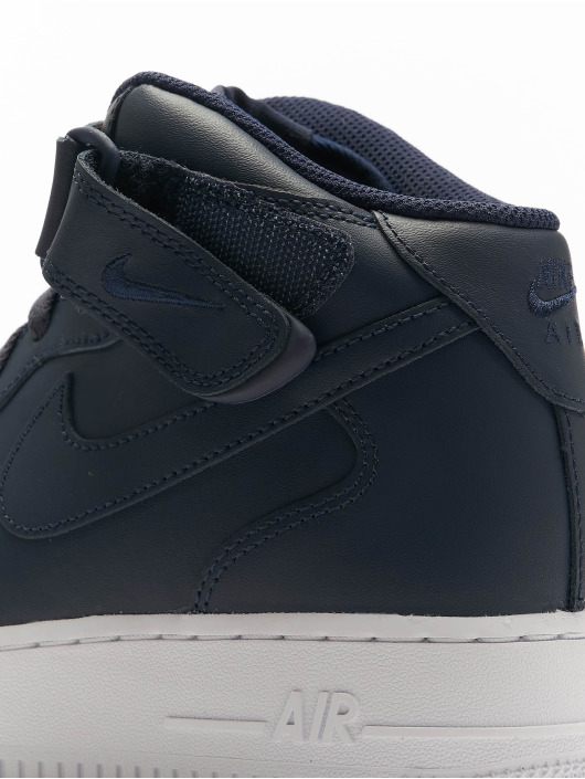 Nike Baskets Air Force 1 Mid '07 bleu