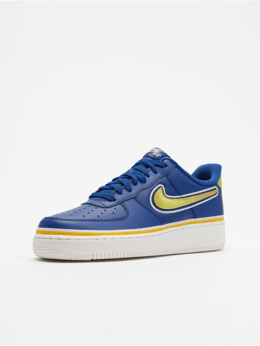 Nike Baskets Air Force 1 '07 LV8 Sport bleu