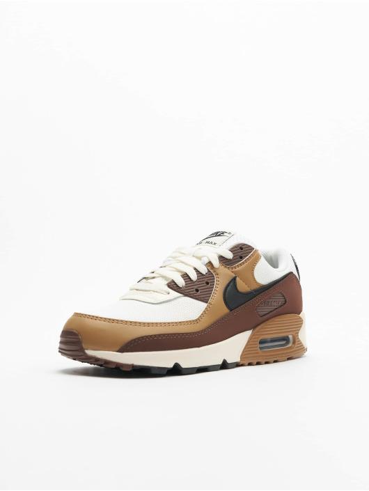 Nike Baskets Air Max 90 brun
