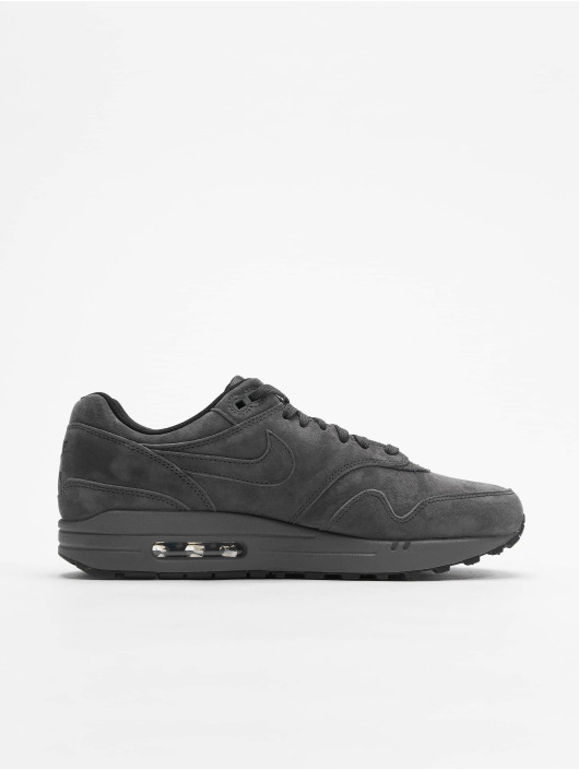 Nike Baskets Air Max 1 Premium gris