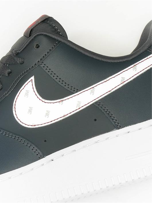 Nike Baskets Air Force 1 '07 3M gris