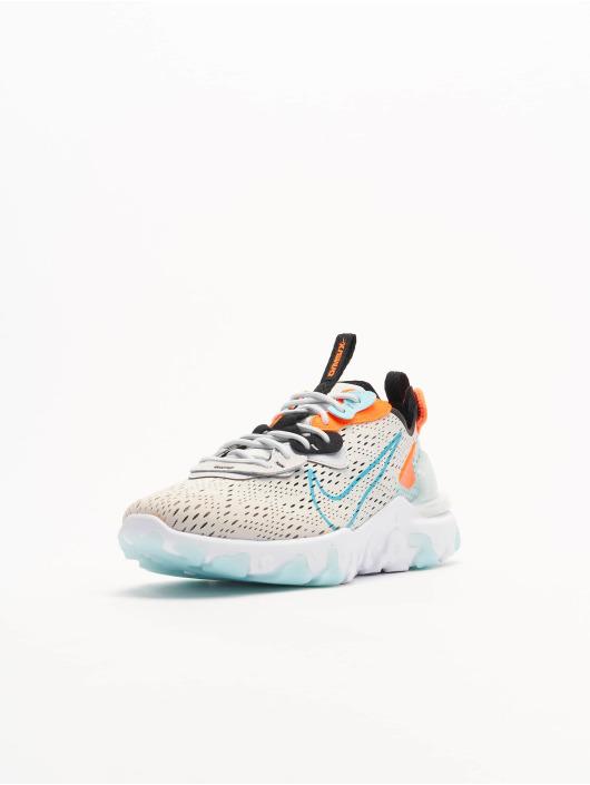 Nike Baskets React Vision gris