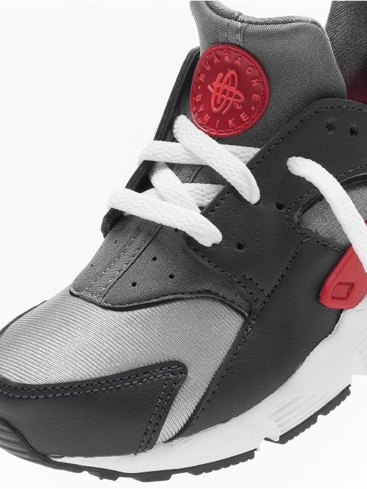 Nike Baskets Huarache Run (PS) gris