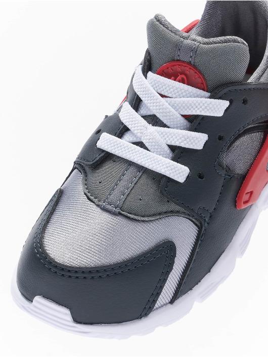Nike Baskets Huarache Run (TD) gris