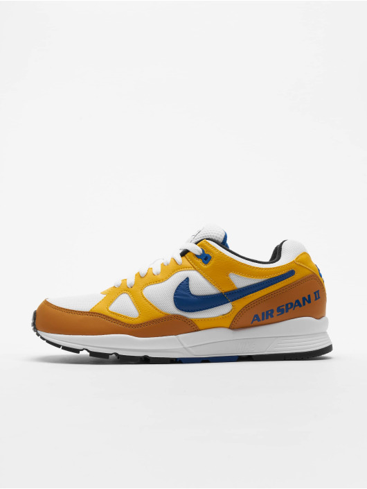 Nike Baskets Air Span II jaune