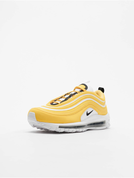 new images of store high fashion Nike Air Max 97 Sneakers Topaz Golden/Black/White