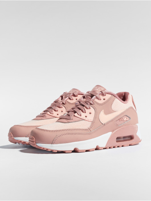 Nike Baskets Air Max 90 SE Mesh (GS) magenta