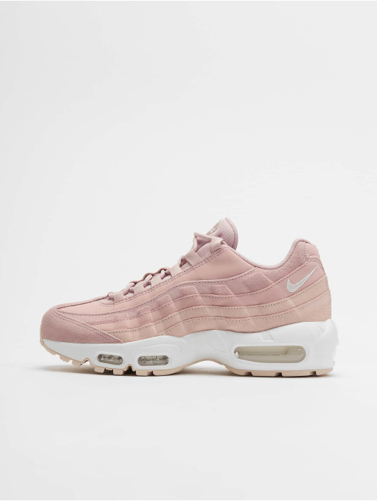 Nike Air Max 95 Premium Sneakers Plum Chalk/Barely Rose/Summit White
