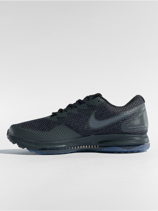 NikeZoom All Low 536675 2 Baskets Running Homme Noir Out WEeIbDYH29