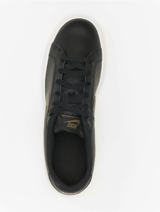 Nike Baskets Court Royale noir