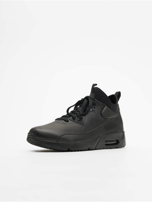 Nike Baskets Air Max 90 Ultra Mid Winter noir