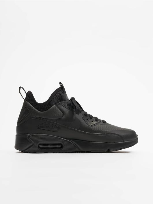Nike   Air Max 90 Ultra Mid Winter noir Homme Baskets 540121 3de723942c93