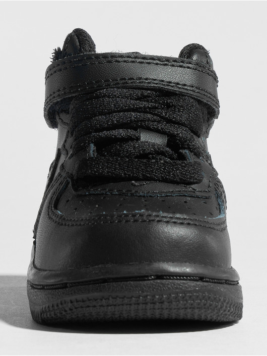 Nike Baskets Air Force 1 Mid TD noir