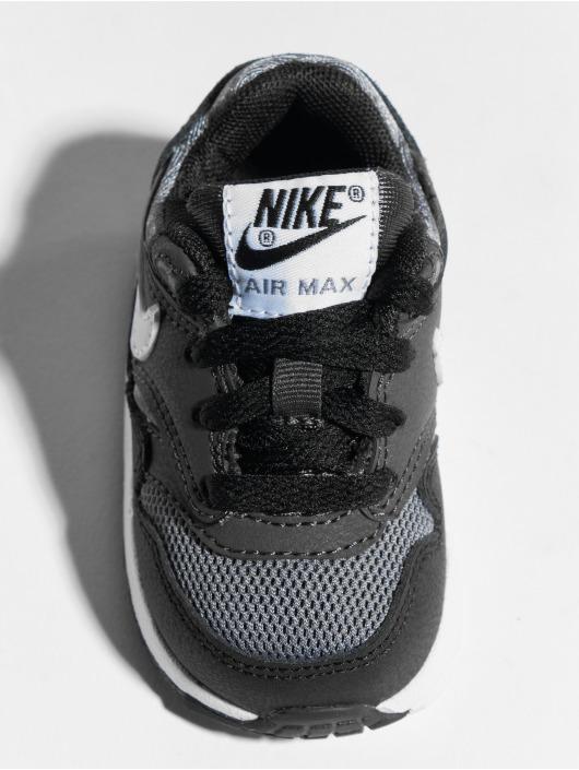 Nike Baskets Air Max 1 noir