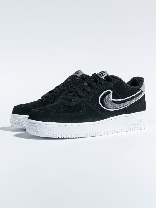 6466064ff3988b Nike   Air Force 1 LV8 noir Enfant Baskets 545177