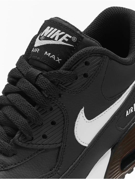 the best attitude c9212 37a1b Nike Baskets Air Max 90 Leather noir ...