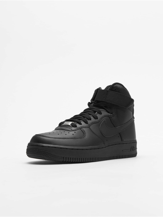 Nike Baskets Womens Air Force 1 noir