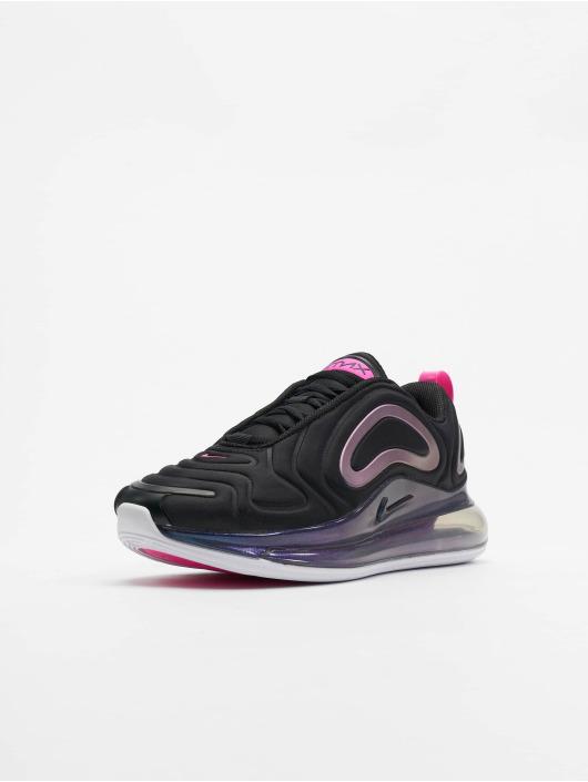 taille 40 577c2 83204 Nike Air Max 720 SE Sneakers Black/Laser Fuchsia/White