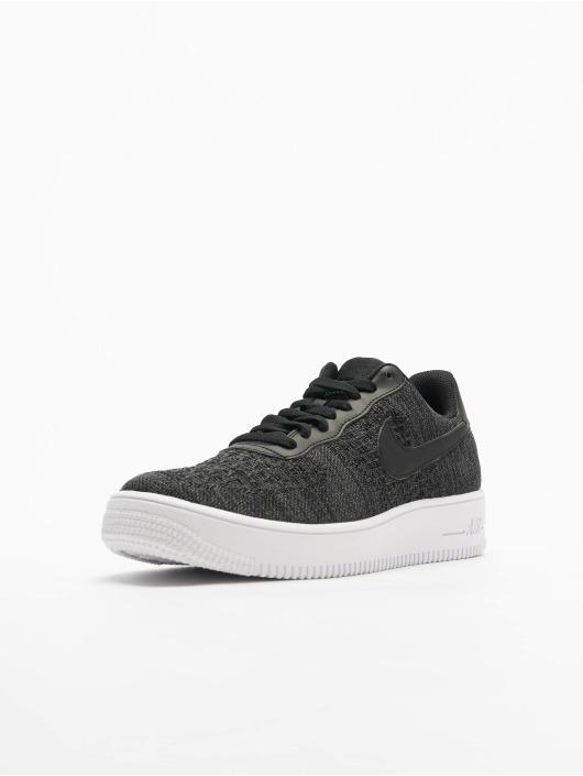 Nike Baskets Air Force 1 Flyknit 2.0 noir