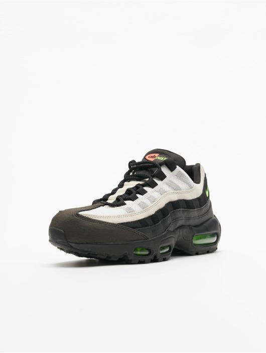 Nike Air Max 95 Essential Sneakers BlackElectric GreenPlatinum Tint