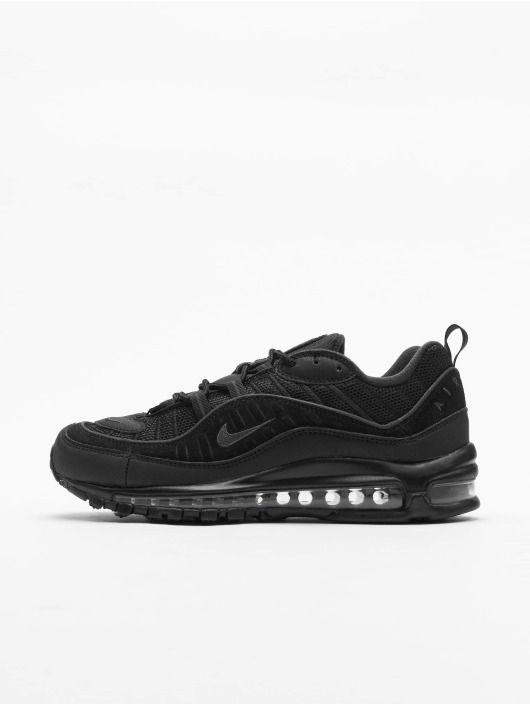 Nike Baskets Air Max 98 noir