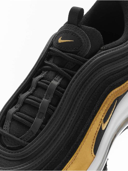 Nike Baskets Air Max 97 (GS) noir