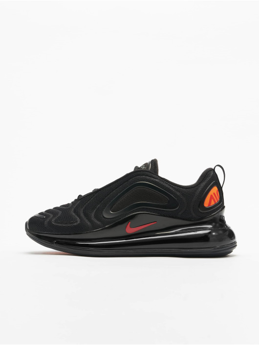 Nike Air Max 720 Sneakers Black/Hyper Crimson/University Red