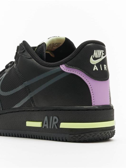 Nike Baskets Air Force 1 React noir
