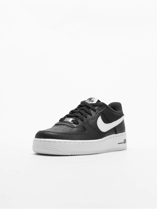 basket nike air force 1 noir et blanc
