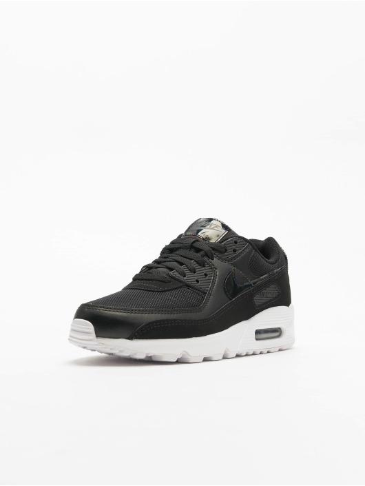 Nike Air Max 90 Twist Sneakers BlackBlackWhite