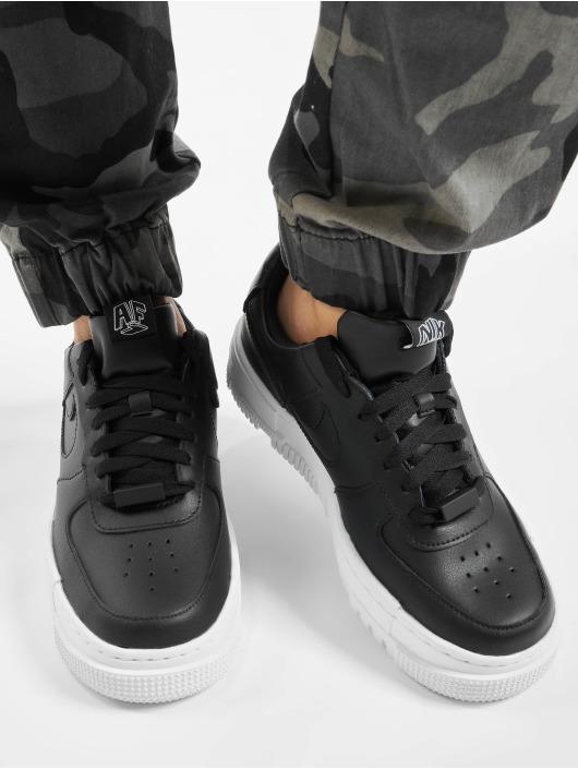 Nike Baskets Af1 Pixel noir