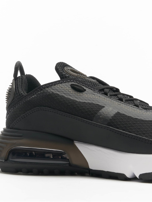 Nike Baskets Air Max 2090 GS noir